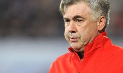 Ancelotti a dû passer un brevet au PSG