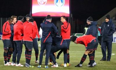 Dijon - PSG : Les statistiques