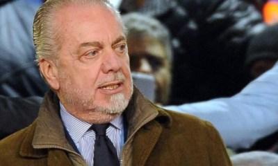 De Laurentiis : « J'ai espéré que Cavani change d'avis »