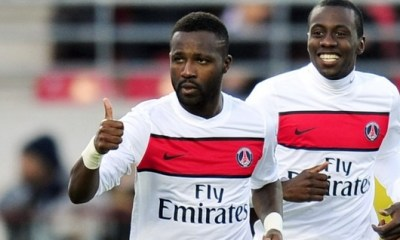 Le PSG remercie Siaka Tiéné