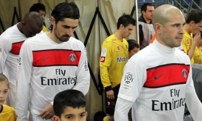 PSG-Sochaux : Le groupe avec Rabiot !