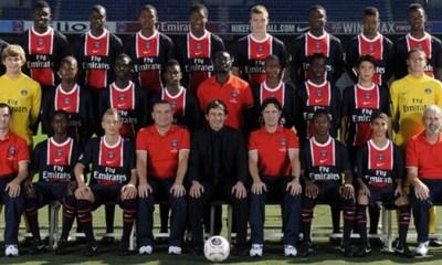 U17 : Pas de finale pour le PSG