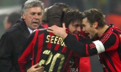Ancelotti rend hommage à Seedorf