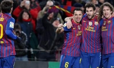 Le groupe du Barça face au PSG