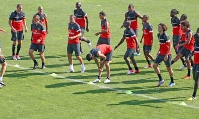 Stegersbach - PSG : l'équipe probable