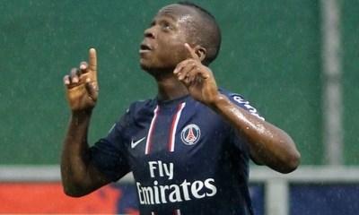 """Anciens - Le PSG, pour """"toujours"""" le club de coeur de Kebano"""