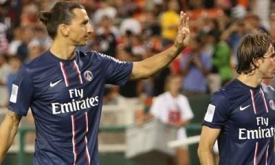 Ibrahimovic répète, « Paris, c'est le futur ! »