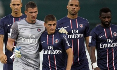 Verratti : «J'apprends beaucoup de choses»