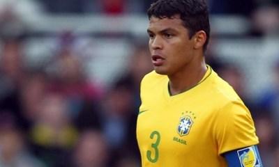 Le Brésil de Thiago Silva en finale des JO !
