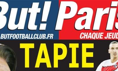But! Paris : Tapie dit tout sur le PSG !