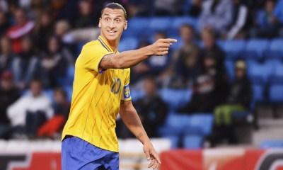 Zlatan Ibrahimovic au coeur d'une propagande publicitaire danoise