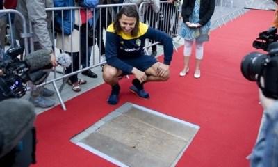 Ibrahimovic : « Je suis une légende vivante »