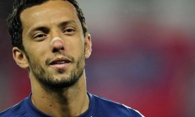 Le PSG officialise le départ de Nenê