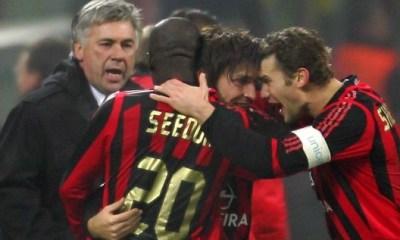 Shevchenko : « Ancelotti est trop gentil »