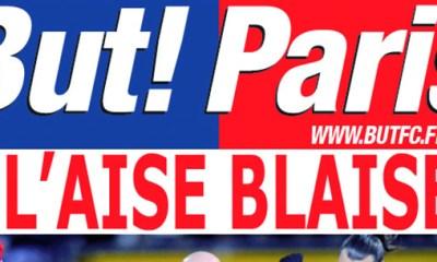 But! Paris : A l'aise Blaise !