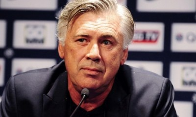 Live : La conférence de Maxwell et Ancelotti