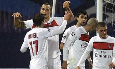 Zagreb - PSG : Elisez l'homme du match