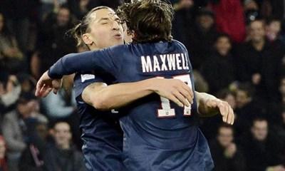 """Maxwell dévoile la personnalité d'Ibrahimovic """"loyal et honnête"""" mais """"têtu"""""""