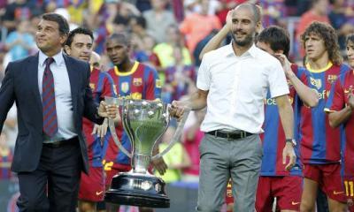 Laporta n'imagine pas Guardiola au PSG