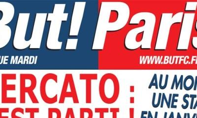 But! Paris : Mercato, c'est parti !