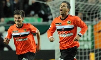 L1 : Lorient s'empare de la 4ème place