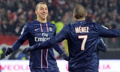 Le meilleur, c'est Ménez pour Zlatan