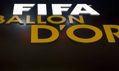 FIFA Ballon d'Or : Les trois finalistes connus