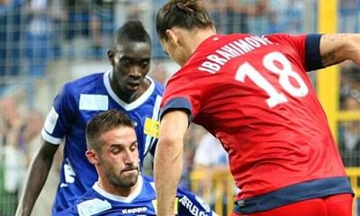 PSG - Bastia : la feuille de match