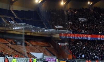 PSG - Lorient : Pas de supporters lorientais au Parc