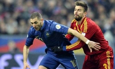 Les Bleus craquent face à l'Espagne