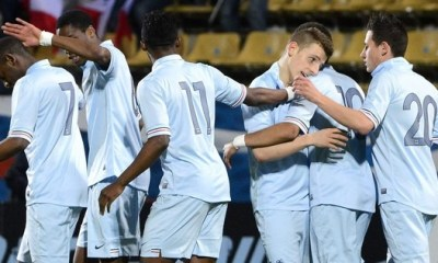EDF : Areola et les U20 brillants face au Danemark