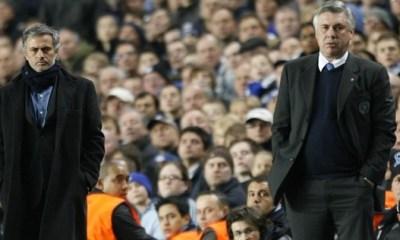 Mourinho : « J'espère qu'Ancelotti sera heureux au Real »
