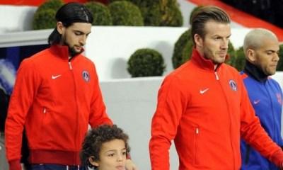 Pastore adore les « histoires » de Beckham