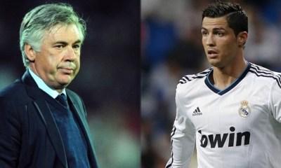 Un chassé-croisé Ancelotti - Ronaldo ?