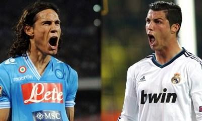 Cavani et Ronaldo, cibles prioritaires du PSG