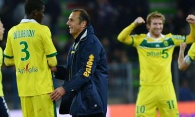 PSG - Nantes, Der Zakarian croit à la victoire ou ne viendrait pas
