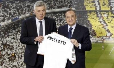 Ancelotti : « Bonne chance à Blanc et au PSG »