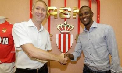 Officiel : Eric Abidal à l'AS Monaco