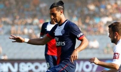 Le PSG accroché par Guingamp à la pause