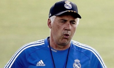 Ancelotti dévoile la compo du Real face au PSG