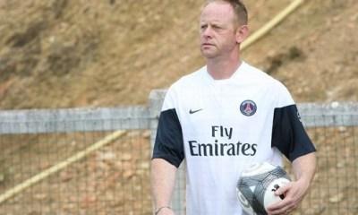Nicolas Dehon, nouvel entraîneur des gardiens