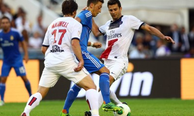 PSG - Real Madrid : La rencontre en images