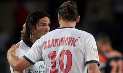 Ibrahimovic : « Avec Cavani, on a joué à l'instinct »
