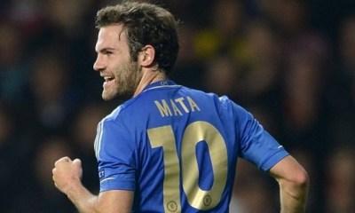 La rumeur Juan Mata de retour ?