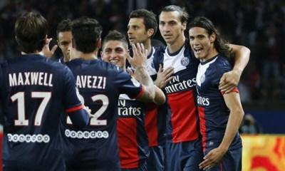 Discutez lors de la rencontre entre Valenciennes et le PSG