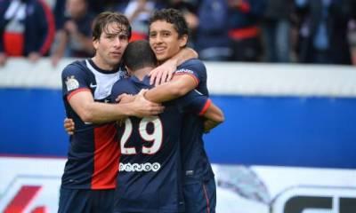 Maxwell : « Je ne suis pas surpris par Marquinhos, je le félicite »