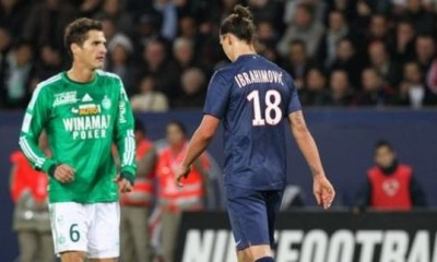 Ibrahimovic forfait pour Toulouse, espéré contre le Barça