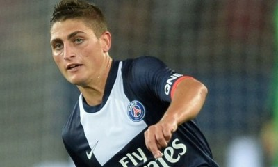 Armand bluffé par le talent de Verratti