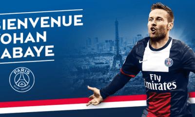 OFFICIEL : Yohan Cabaye est un joueur du PSG