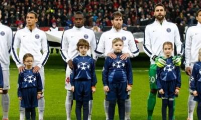 PSG - Leverkusen : les équipes probables